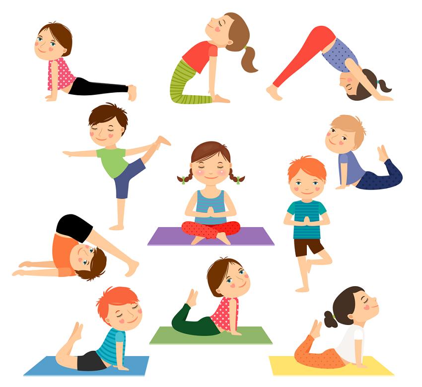 Yoga Más Allá Del Fútbol O El Baile Familia Y Salud