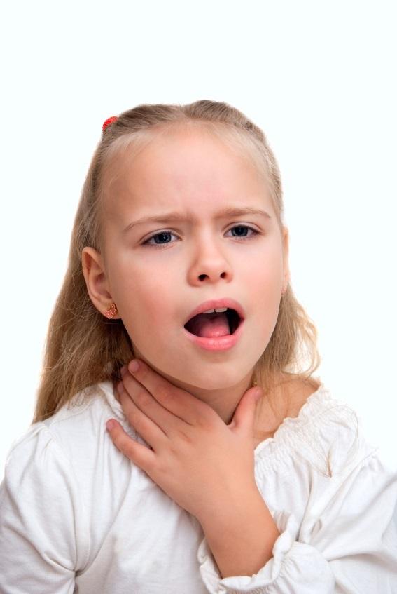 Infecciones de garganta recurrentes en bebes