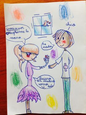 Interpretar El Dibujo Infantil Familia Y Salud