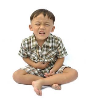 dolor de estomago linear unit niños y nauseas
