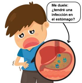 infeccion intestinal vomito
