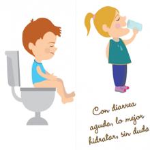 como quitar la diarrea en ninos de tres anos